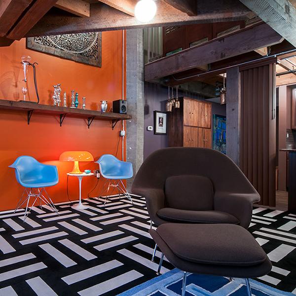 Paragon Apartments: East Boston Loft