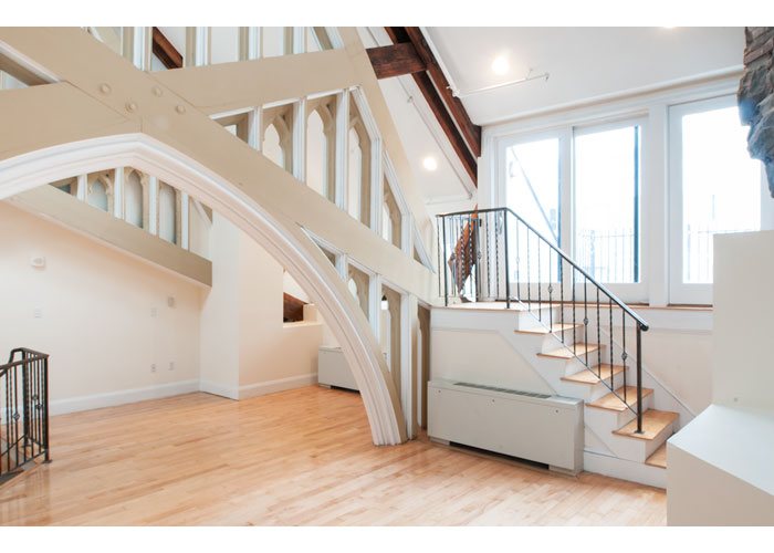 South Boston Loft for Rent