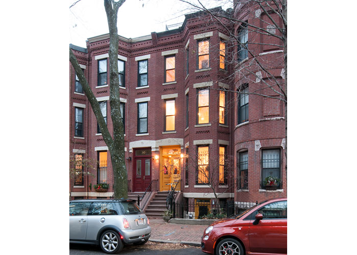 South End Townhouse for Rent
