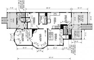 Everett Condo Floor Plan