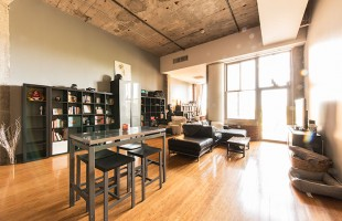 East Boston Loft